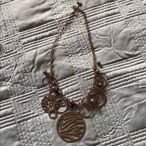 Chico's Rosegold Necklace